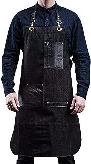 charcoal apron