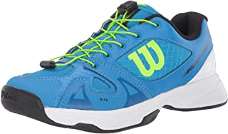 Wilson Kids' Rush Pro Jr Ql Tennis Shoes