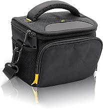 FOSOTO Waterproof Camera Case Bag Compatible for Nikon Coolpix L340 B500 L330 L840 L830 L820 L620, Canon PowerShot SX410 SX420 SX530 M5 M100,Fujifilm XT20,Sony Alpha a6000 A6300 Nex7 HX400
