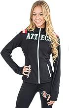 Twin Vision Activewear San Diego State Aztecs NCAA Women's Yoga Track Jacket