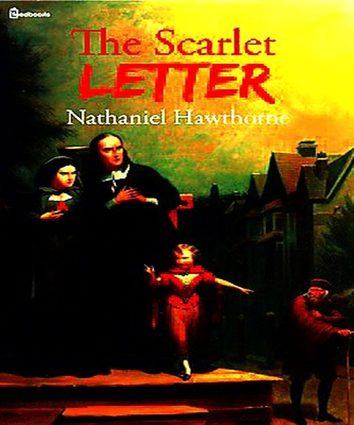 オンブランドしっかりThe Scarlet Letter (Annotated) Grand Edition (English Edition)