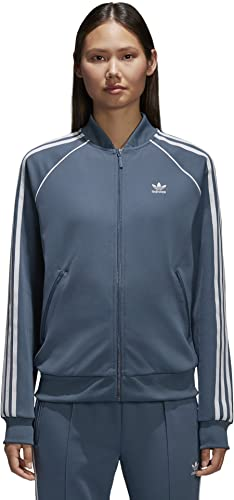 Adidas Wohommes Superstar Tracktop, Dark Steel, M