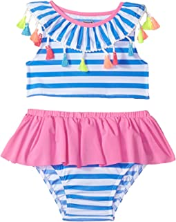 Tassels and Stripes Two-Piece Swimsuit (Toddler)