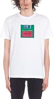 MARCELO BURLON Luxury Fashion Mens CMAA018S190010440188 White T-Shirt | Season Outlet
