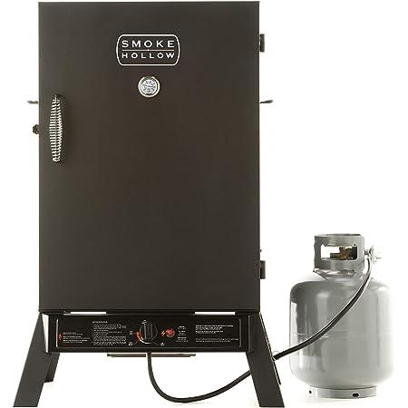 Smoke Hollow PS40B Propane Smoker by Masterbuilt, Black