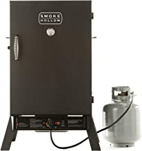 Smoke Hollow PS40B Propane Smoker by Masterbuilt, Black