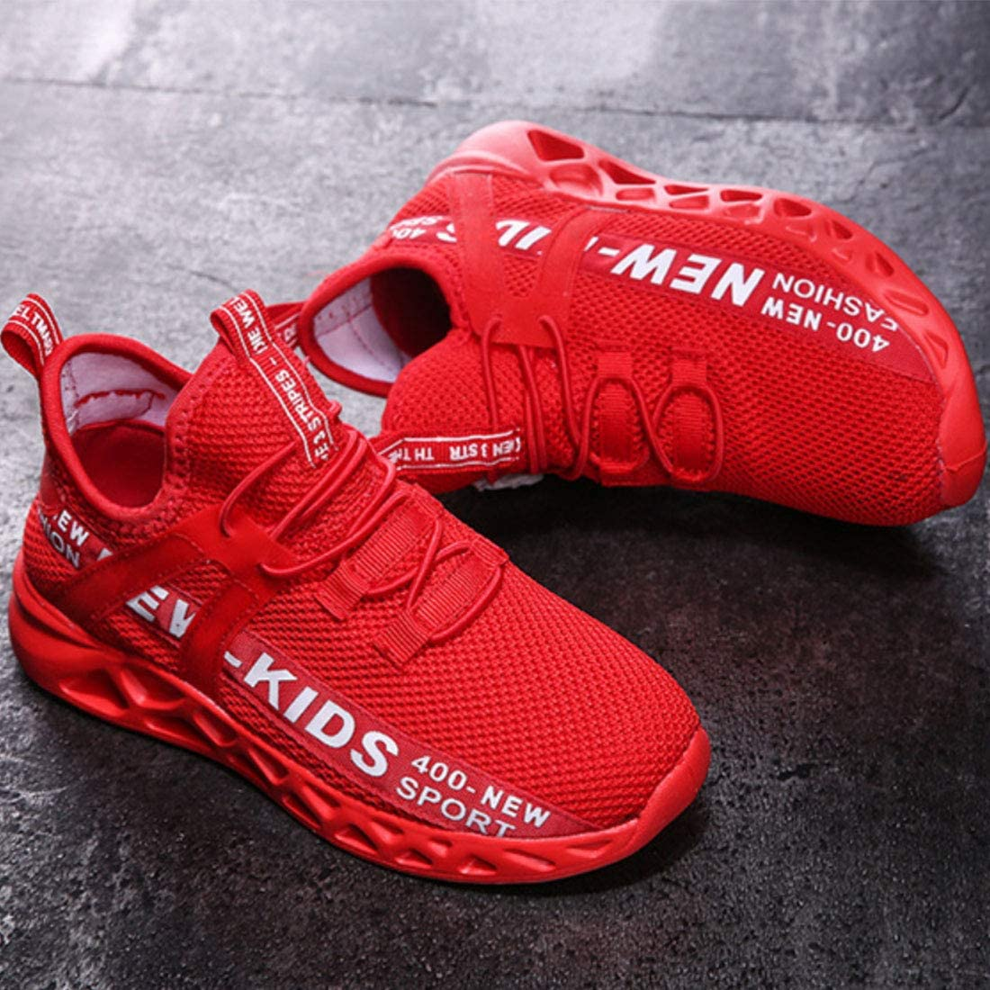 Daclay Kids Shoes Running Shoes Girls Boys Primary School Students Spring and Autumn Casual Shoes Sports Shoes