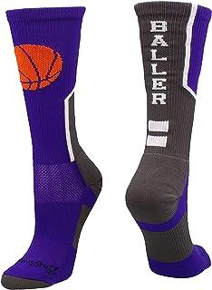 MadSportsStuff Baller Basketball Socks