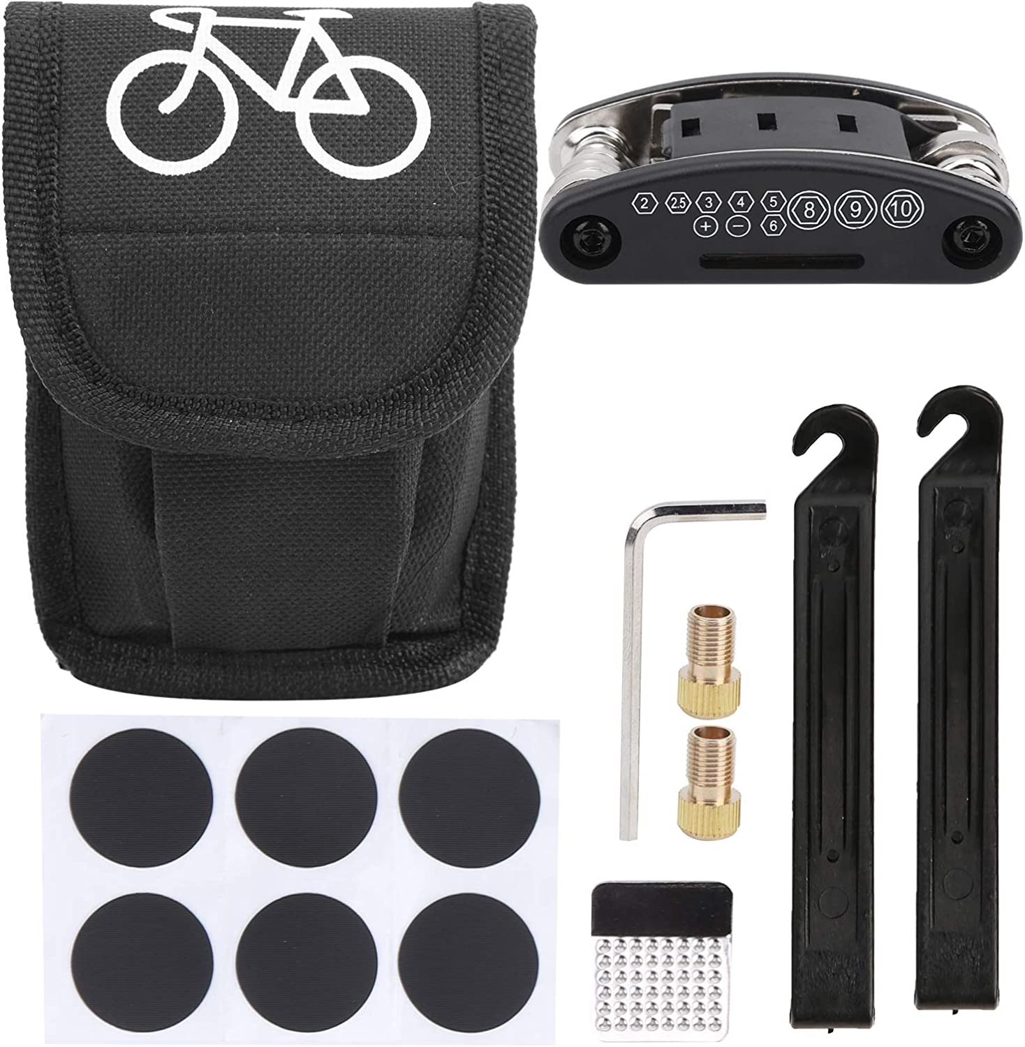 VGEBY Bicycle Max 70% OFF Tire Repair Ti Fast Tools Kit In stock
