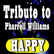 Tribute to Pharrell Williams, Happy