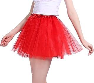 a8ce2387860 80s Adulte Tutu Pettiskirt D élastique Mini Robe Vintage Années 50 80s  Costume Accessories 3