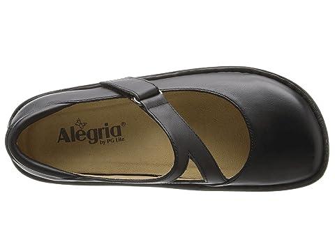 Alegria La Dayna Profesional Más Leathermintedsprinklestile Napa Blurblack Belleza De Me Negro AUOqAwr
