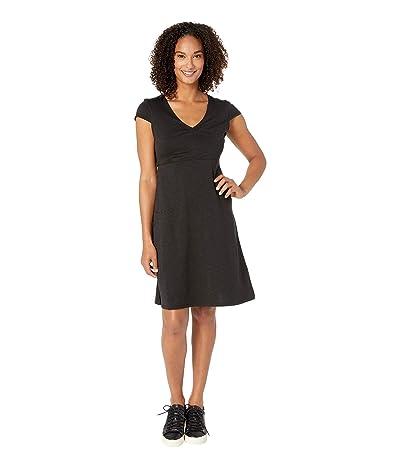 Toad&Co Rosemarie Dress (Black) Women