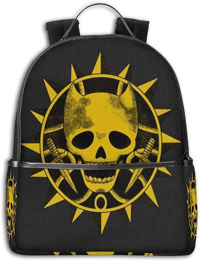 Dio JoJo Bizarre Adventure School Backpack for Boys Girls Laptop Bag Sports Traveling Daypack 17116.3 in