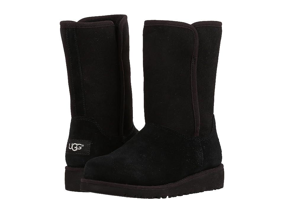 UGG Kids Alexey (Little Kid/Big Kid) (Black) Girls Shoes