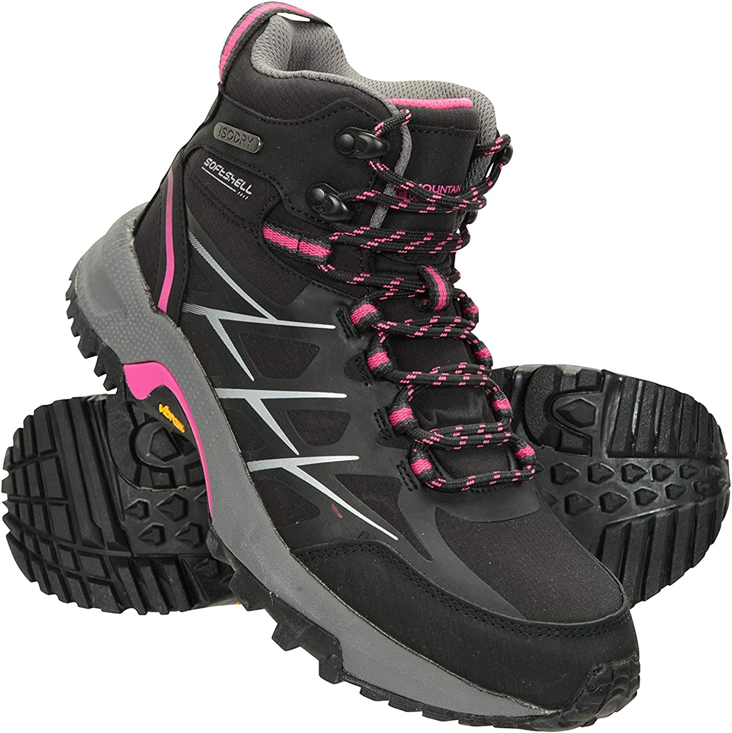 Rapid rise 40% OFF Cheap Sale Mountain Warehouse Womens Waterproof Boots Hiking Footw Ladies -