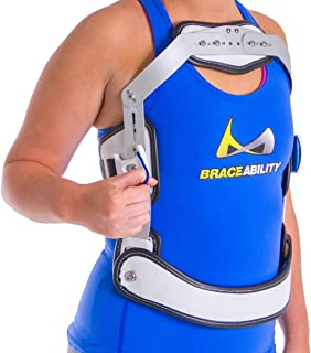 Hyper-X TLSO Jewett Hyperextension Back Brace Orthosis | Prevent Thoracic & Lumbar Spine Flexion, Treat Compression Fractures and Osteoporosis (Large Regular)