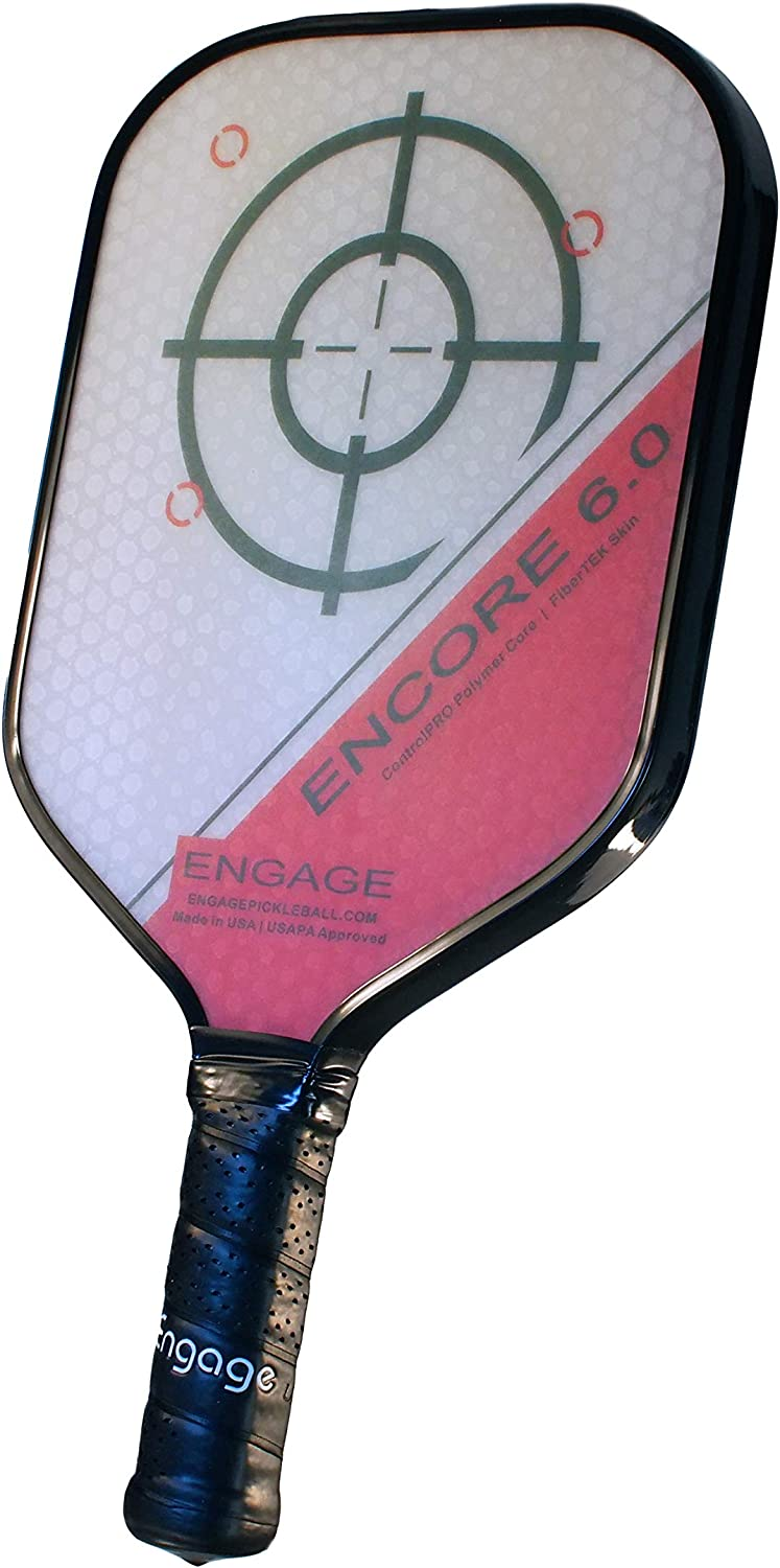 Engage Pickleball vs. Onix Pickleball: Engage Pickleball Paddle
