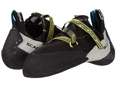 Scarpa Veloce (Black/Yellow) Men