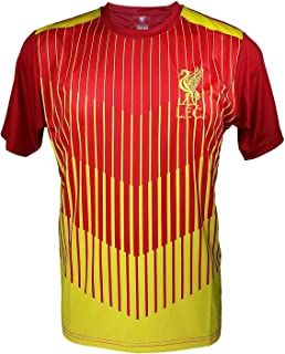 Icon Sport Group Liverpool F.C. Official Adult Soccer Poly Jersey P008