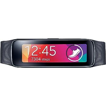 Samsung Gear Fit Smart Watch, Black (US Version)