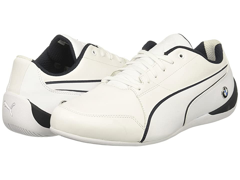 PUMA BMW MS Drift Cat 7 (Puma White/Team Blue/Puma White) Men