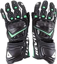 Revit FGS092 1850-M Jarez Pro Gloves for Men - M, Black Acid and Green