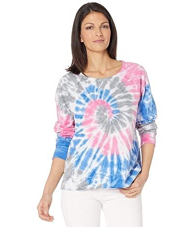 XCVI Wearables Gideon Graneur Fleece Pullover Sweatshirt Women