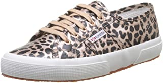 Women's Low Trainers, Pink (Rose Gold Leopard 968), 8 us