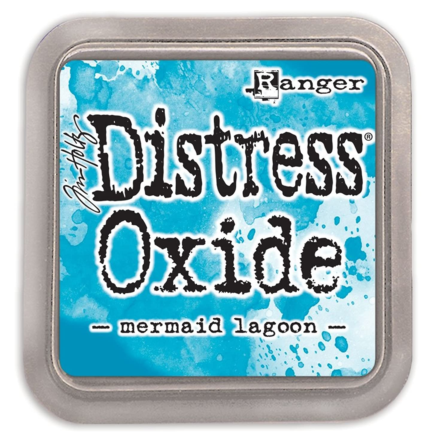 Ranger Tim Holtz Distress Oxide Ink Pad - Mermaid Lagoon