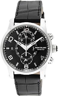 Montblanc - Reloj de hombre automático 43mm correa de cuero de cocodrilo 105077