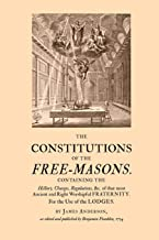 Best anderson constitutions freemasons Reviews
