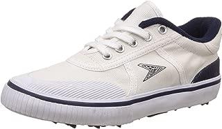 BATA Boy's Match White Sneakers - 5 Kids UK/India (23 EU) (4891043)