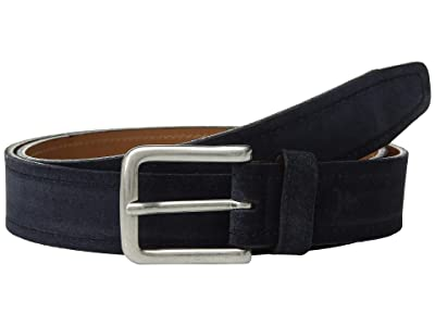 Trask Sutton Belt (Navy Suede) Men
