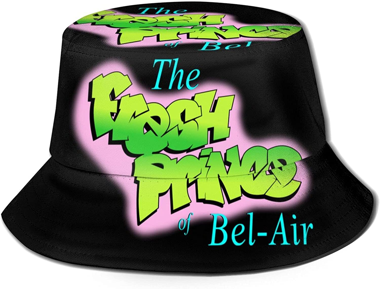 The Fresh Prince of Bel-Air Flat mart Popular standard Top Bucket Unis Breathable Hats