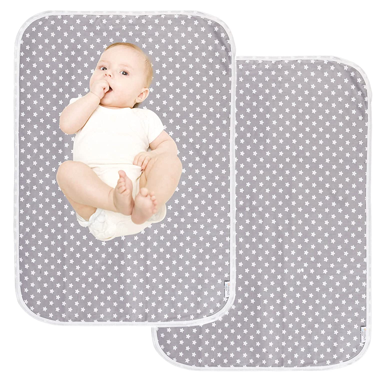 Baby Portable Diaper Changing Pad, 21.7