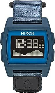 Base Tide Nylon Digital Watch Navy
