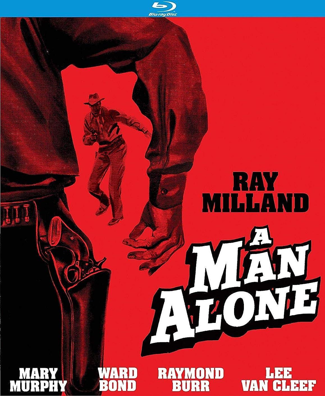 爆弾内陸一貫性のないA Man Alone [Blu-ray]