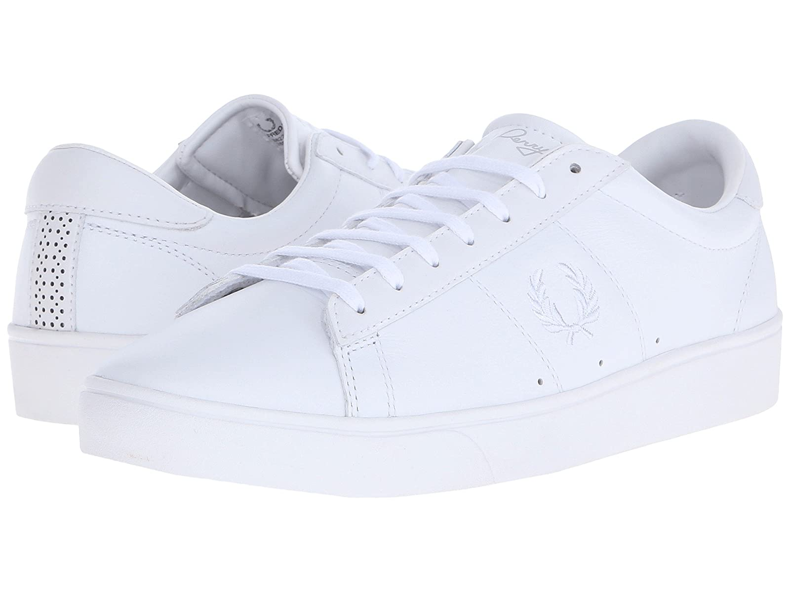 Fred Perry Spencer LeatherAtmospheric grades have affordable shoes