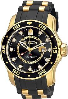インビクタ Invicta Men's 6991 Pro Diver Collection GMT Black Dial Black Polyurethane Watch 男性 メンズ 腕時計 【並行輸入品】