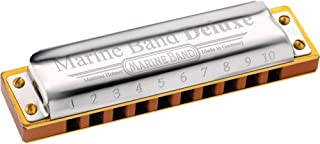 Hohner M200510X Marine Band Deluxe  - Armónica
