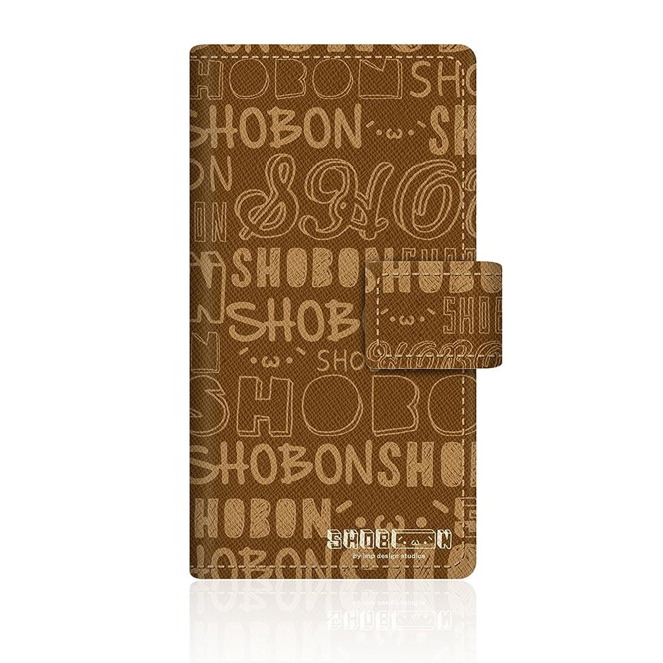 安全性浸漬シートCaseMarket x SHOBON 【手帳型】 apple アイポッド タッチ 第6世代 iPod-touch6 スリムケース [ ショボーン (′?ω?`) 手帳 クラシック - イエロー ] レザー手帳