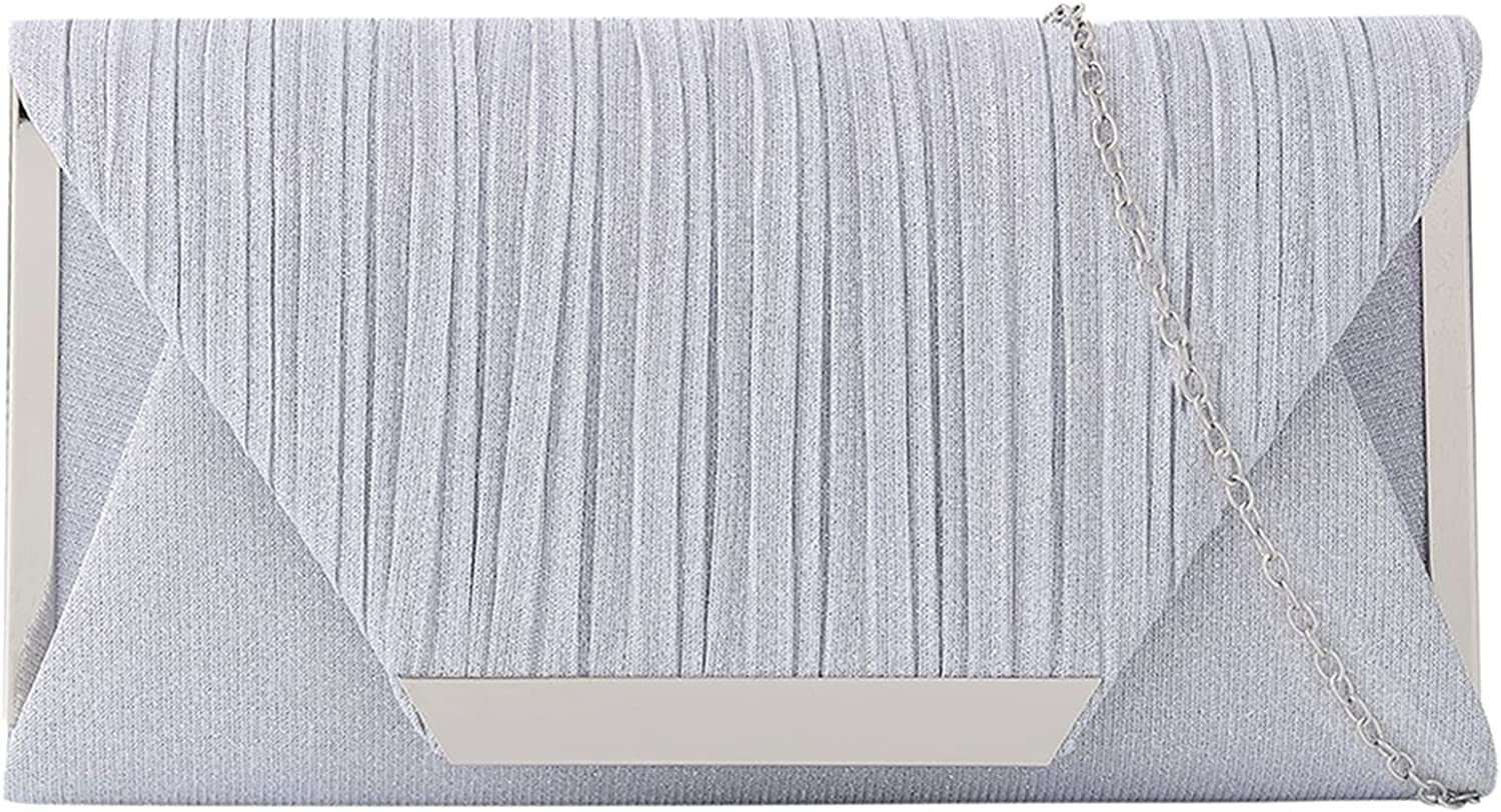 Glitter Clutch High quality new Purses for Women Credence Bag Evening Flap Envelope Wedd