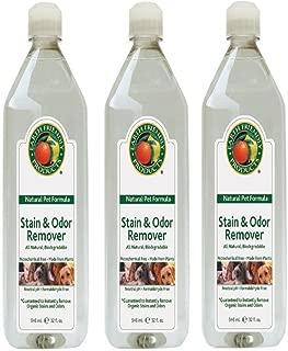 Venus Laboratories Earth Friendly (Petastic) Pet Stain & Odor Remover 32 oz (3-Pack)