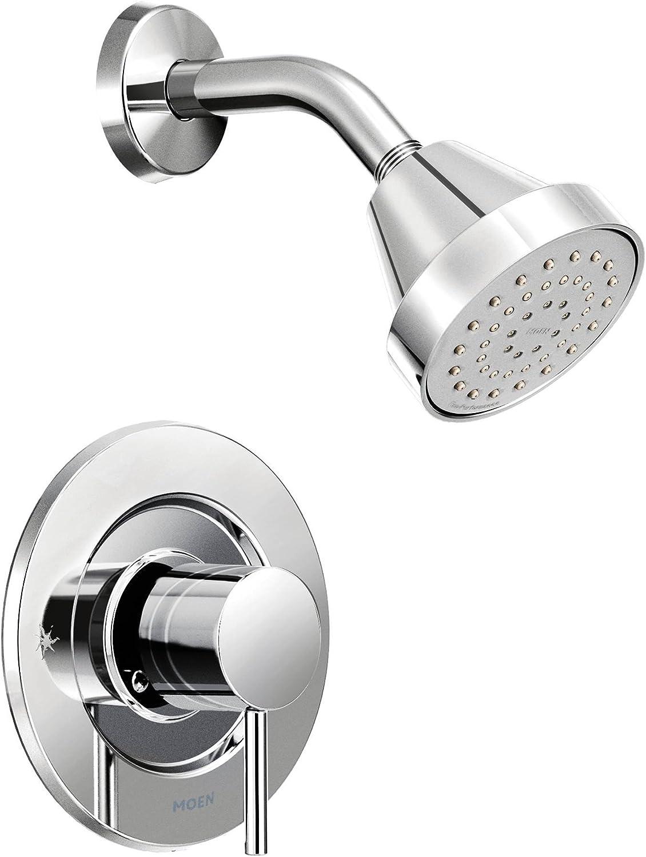 Moen t2192ep, Align posi-temp Dusche nur Wasserhahn ohne Ventil, Chrom
