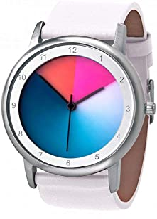 Avantgardia Unisex Quartz Watch Classic Colorchanging