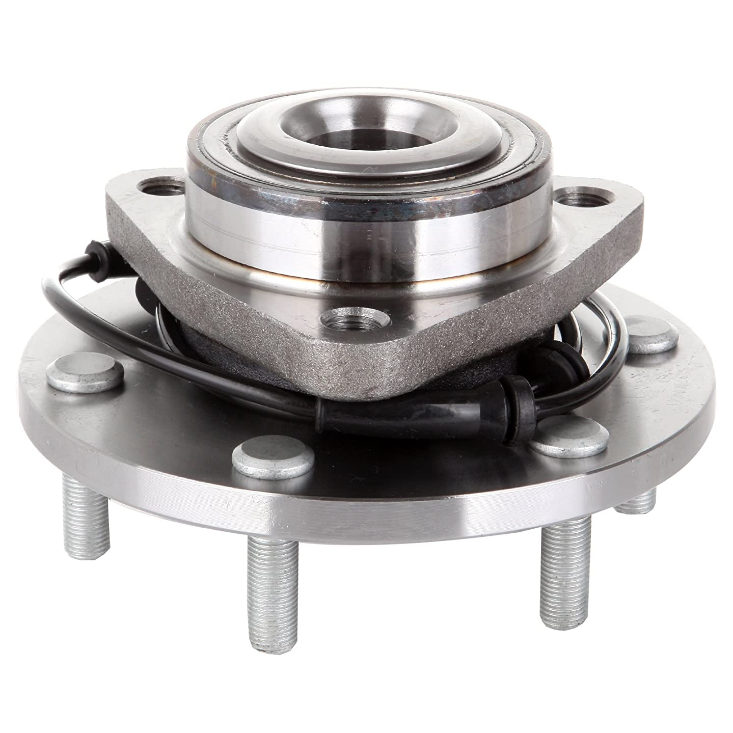 ECCPP Front Wheel Hub Bearing Assembly 6 Lugs w/ABS for 2008-2012 Nissan Armada Nissan Titan Compatible with 515125