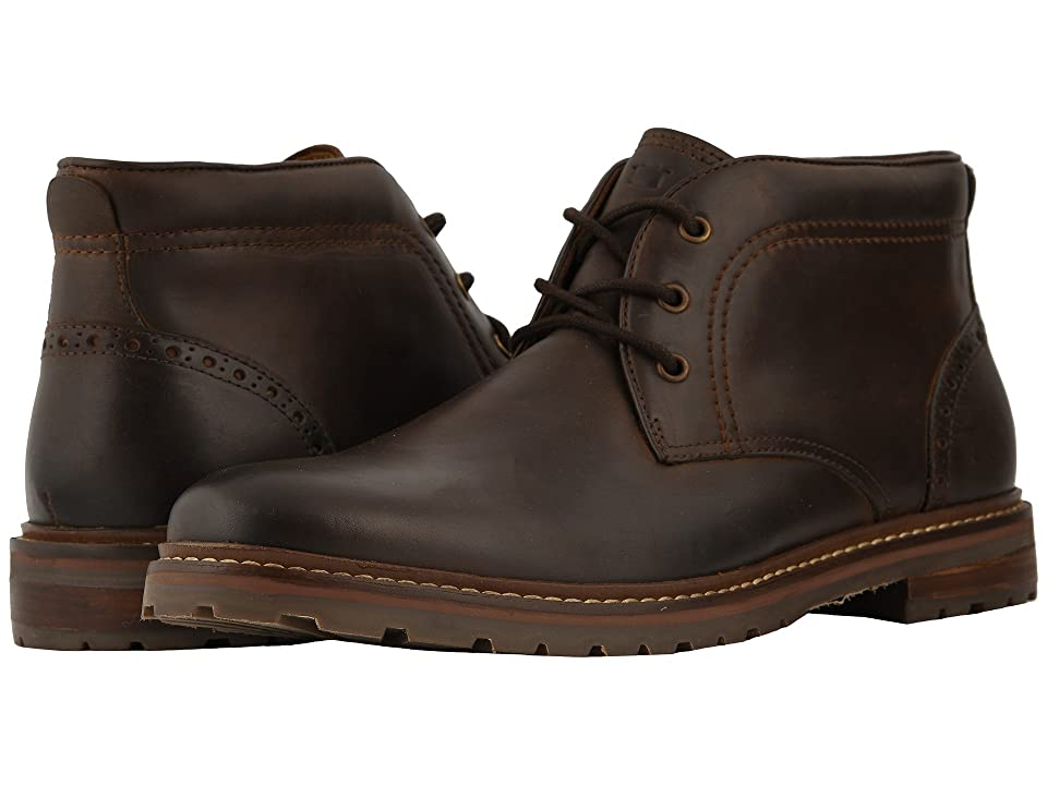 Florsheim Estabrook Chukka Boot (Brown Crazy Horse) Men
