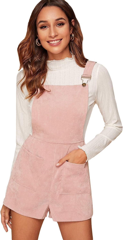Milumia Women High Waist Detroit Mall Sleeveless Overall Backless Po Jumpsuit Popular