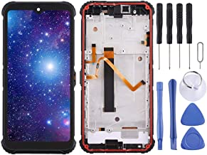 Lingland Cell Phone kit Touch Panel + LCD Full Assembly for Blackview BV9800 Pro Screen Overall Assembly